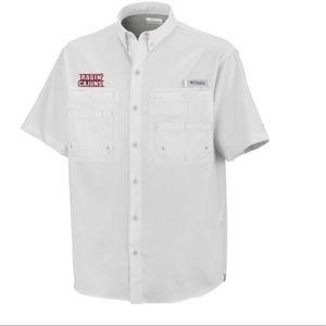 Ragin Cajuns Columbia shirt